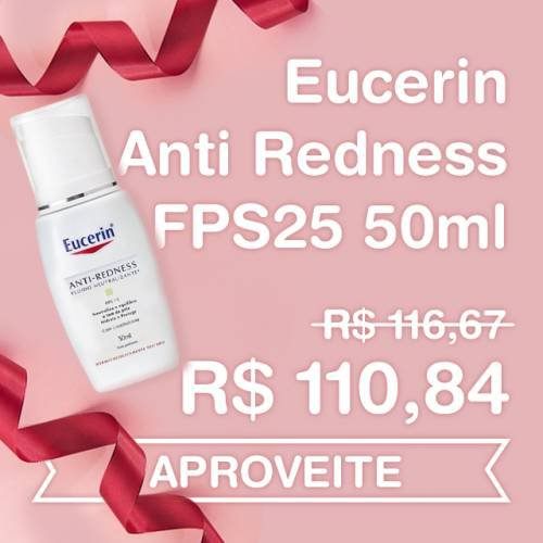 Eucerin Anti Redness FPS25 50ml