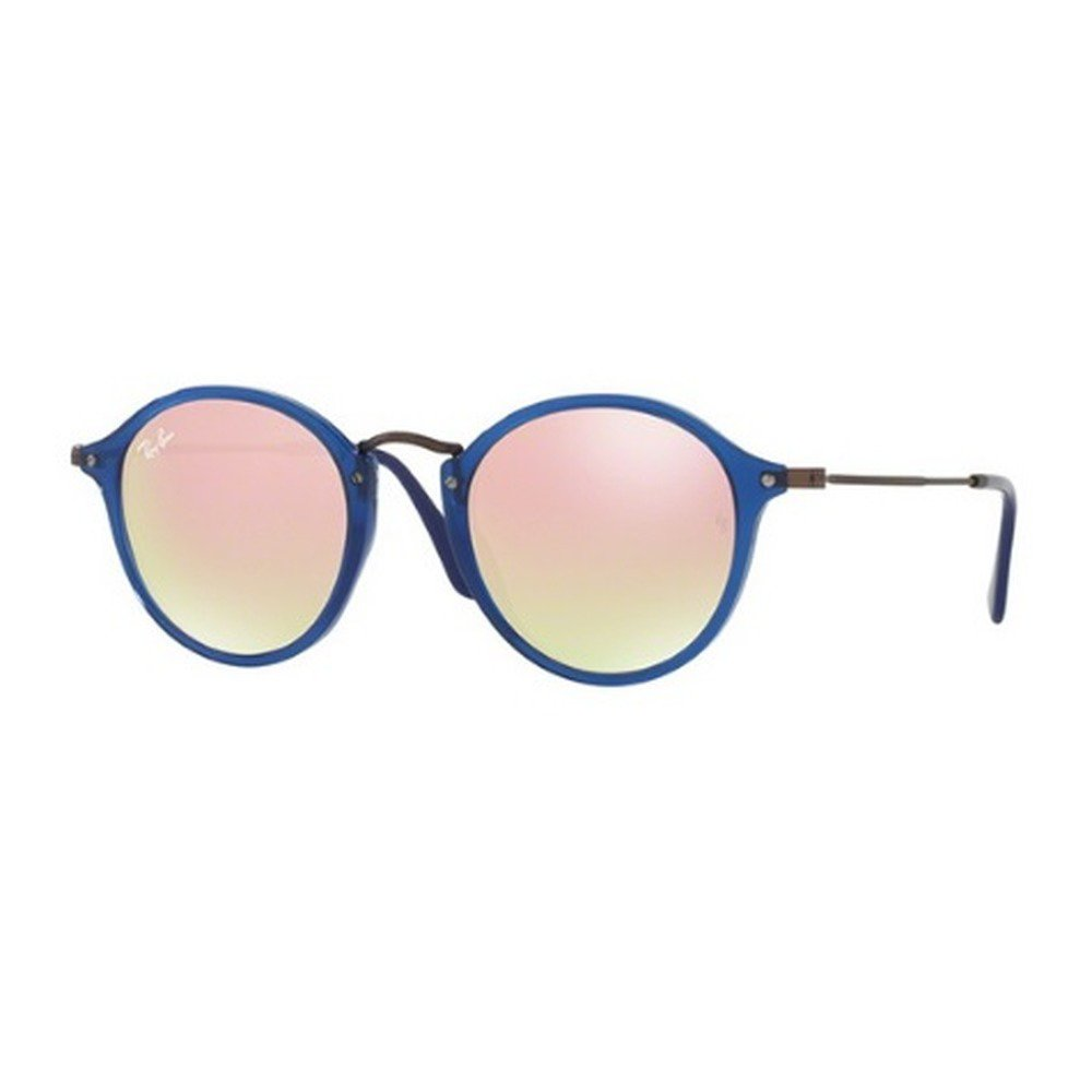 Ray-Ban RB2447N 62547O 49 Round - Blue/Copper Flash Gradient,Ray-Ban