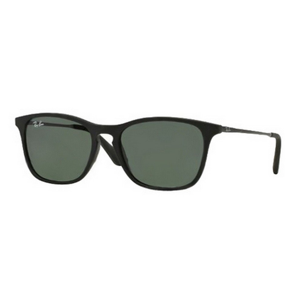 Ray-Ban RJ9061S 700571 49 Chris - Rubber Black/Green,Ray-Ban
