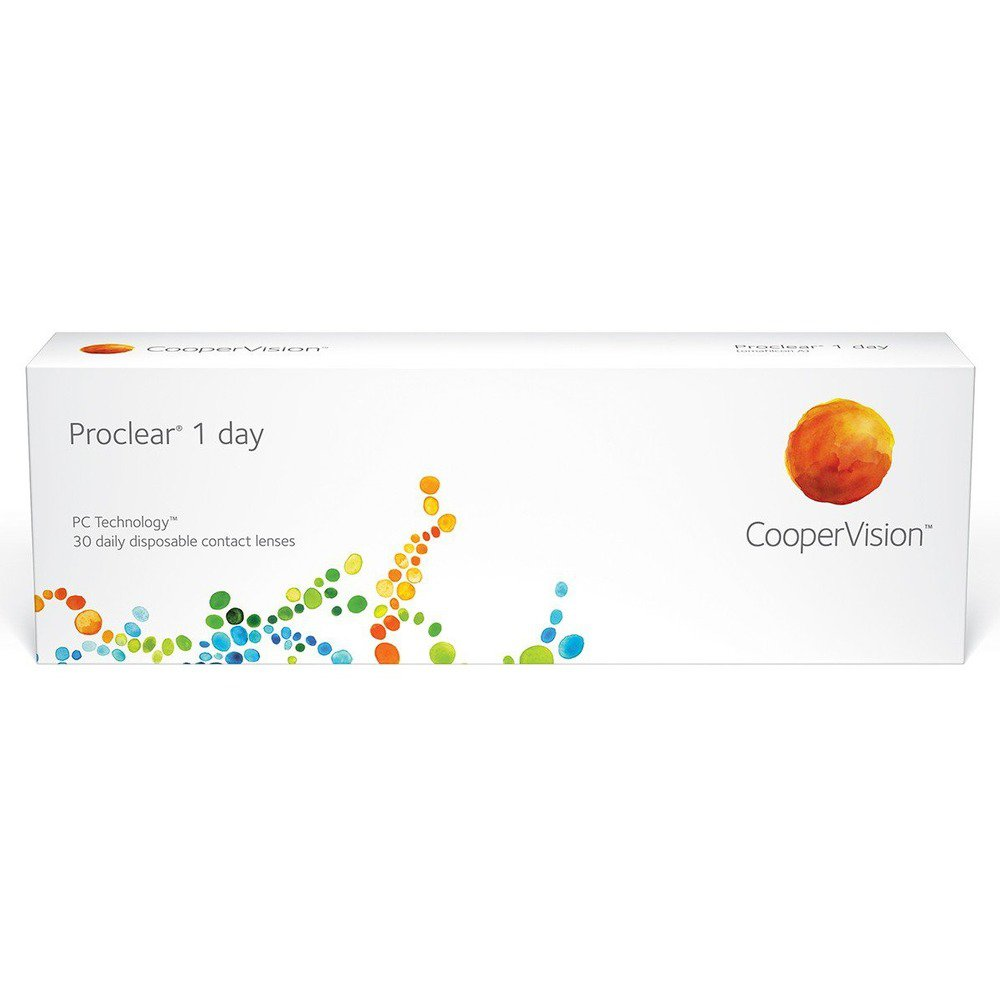 PROCLEAR 1 DAY,Coopervision