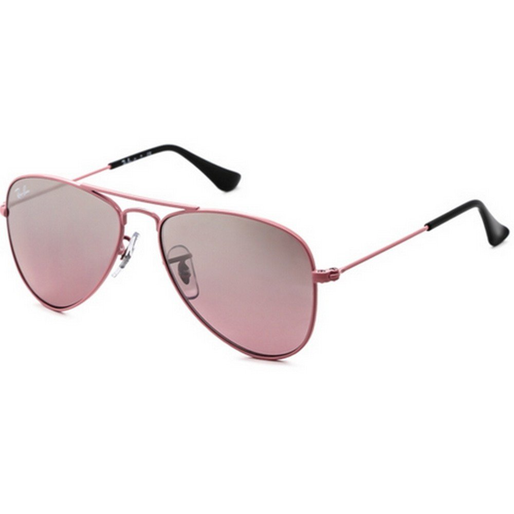 Ray-Ban Junior RJ9506S 211/7E 50 Aviator - Pink/Pink Mirror Silver Gradient,Ray-Ban