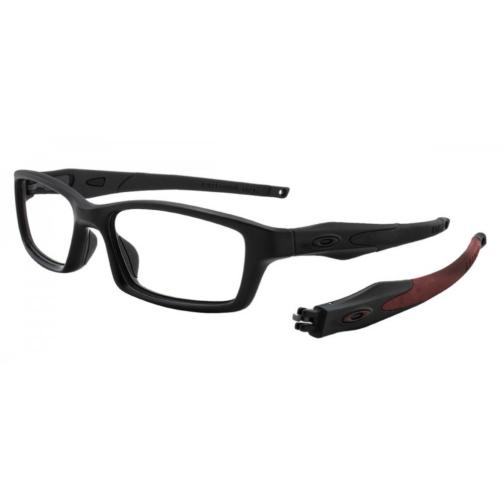 Oakley Crosslink OX8030-0555 - Satin Black/Black,OAKLEY