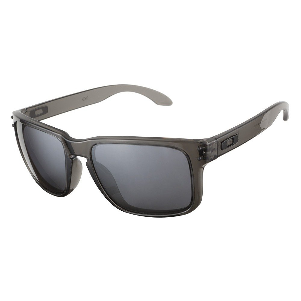 Oakley Holbrook OO910224 55 - Gray Smoke/Black Iridium,OAKLEY