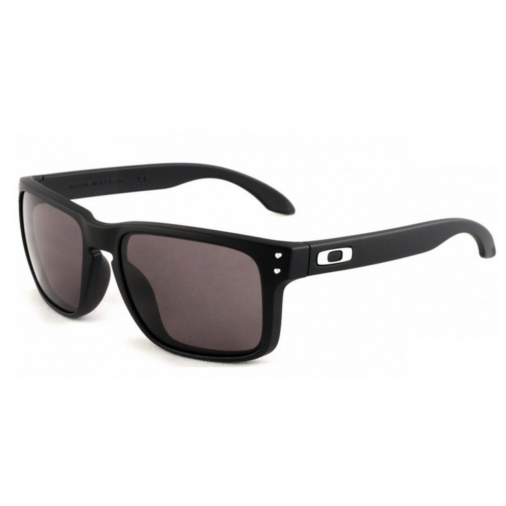 Oakley Holbrook OO910202 55 - Polished Black/Gray Polarized,OAKLEY