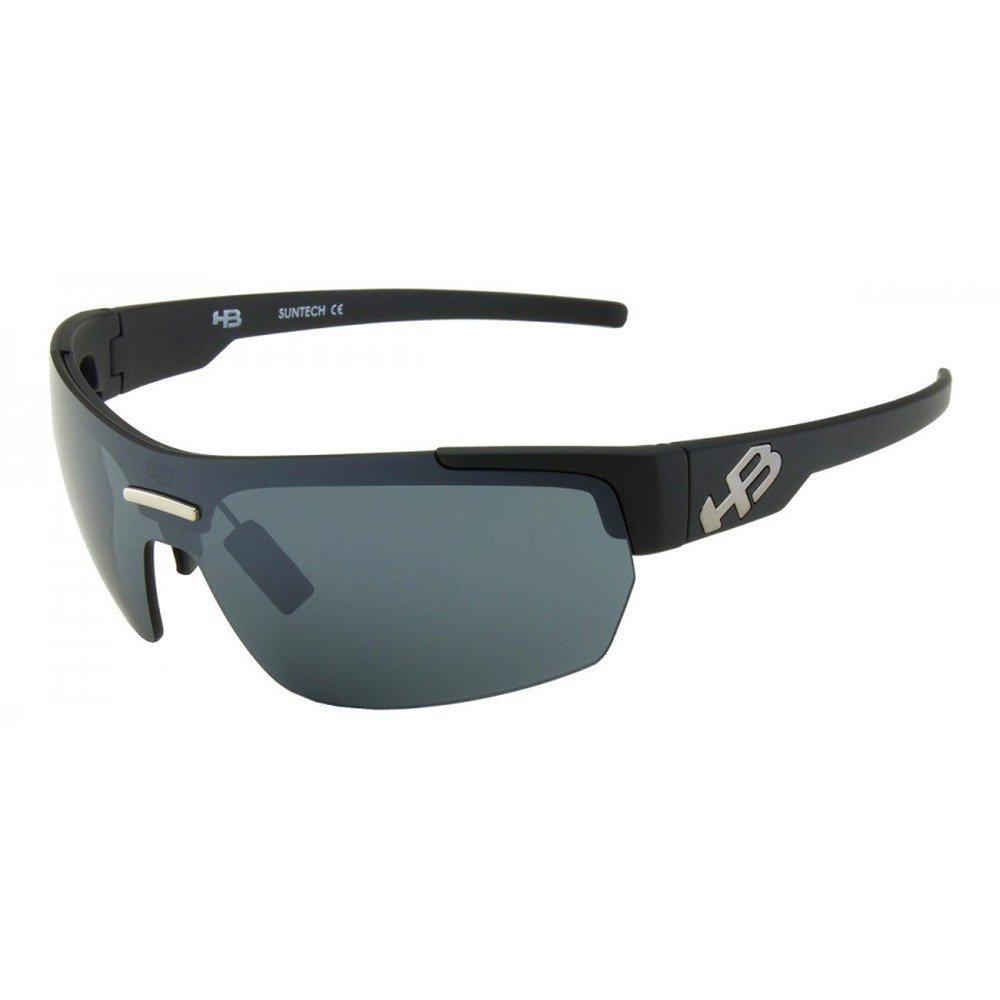 HB Highlander 3R 9012800101 - Matte Black/Flash Mirror Lenses,HB