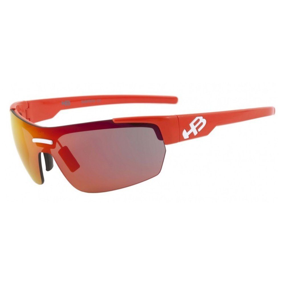 HB Highlander 3R 9012822690 - Solid Orange/Red Chrome Lenses,HB