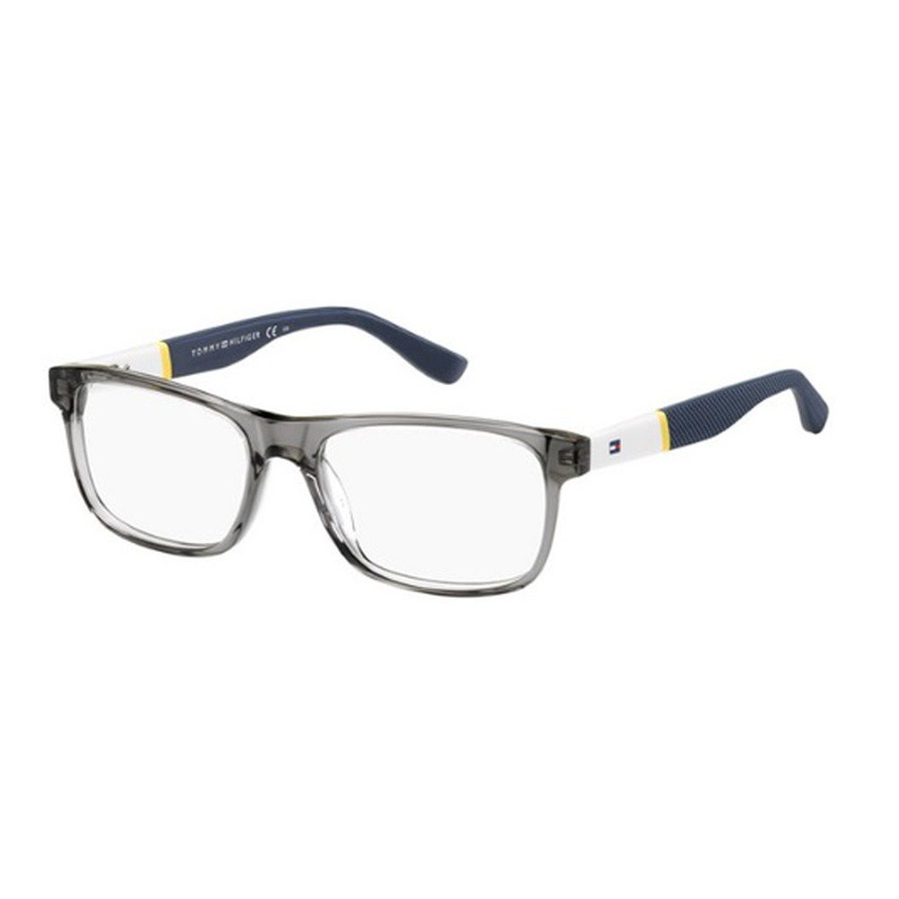 Tommy Hilfiger TH1282 FNV 52 Cristal Gray-White/Blue,TOMMY HILFIGER