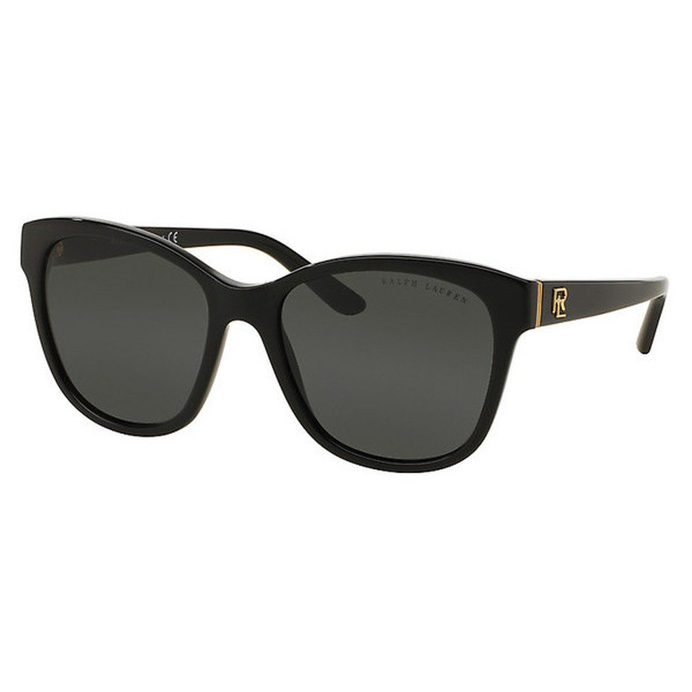 Ralph Lauren RL8143 500187 55 - Black/Gray,RALPH LAUREN