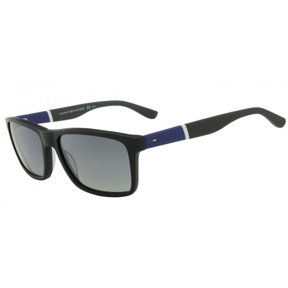 Tommy Hilfiger TH1405S FMV 56 - Black/Blue Fosco,TOMMY HILFIGER