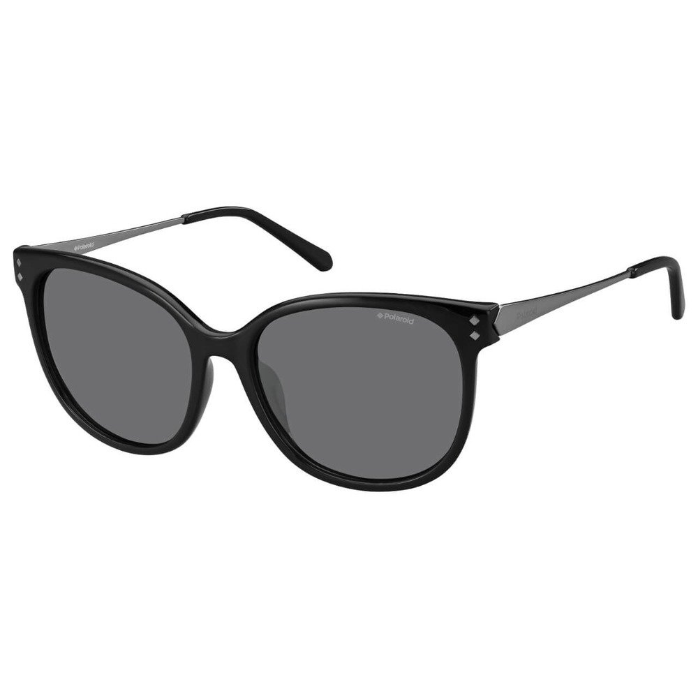 Polaroid PLD4048S CVS Y2 56 Contemporary - Black/Gray Polarized,POLAROID