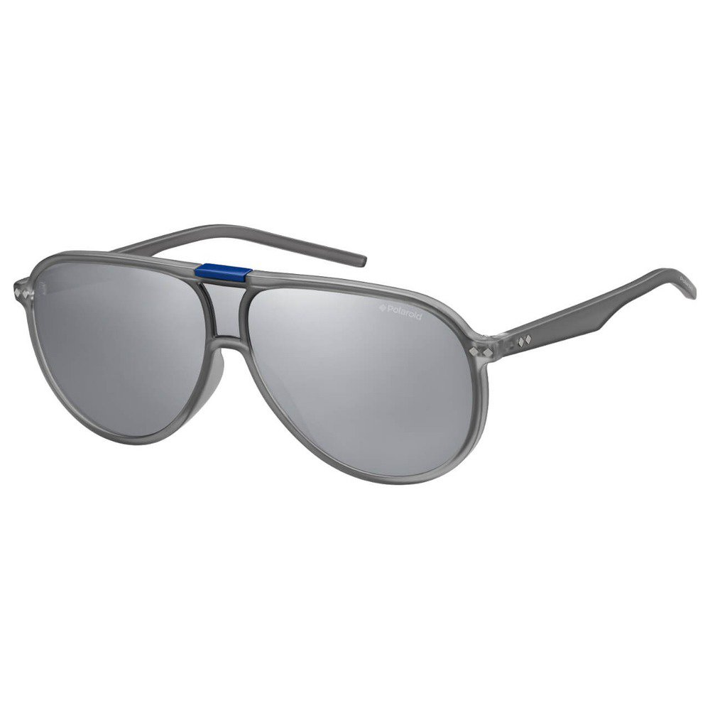 Polaroid PLD6025S TJD JB 99 Seasonal - Gray/Gray Polarized,POLAROID