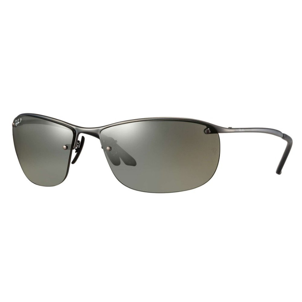 Ray-Ban RB3542 029/5J 63 Chromance - Gunmetal/Silver Mirror Polarized,Ray-Ban