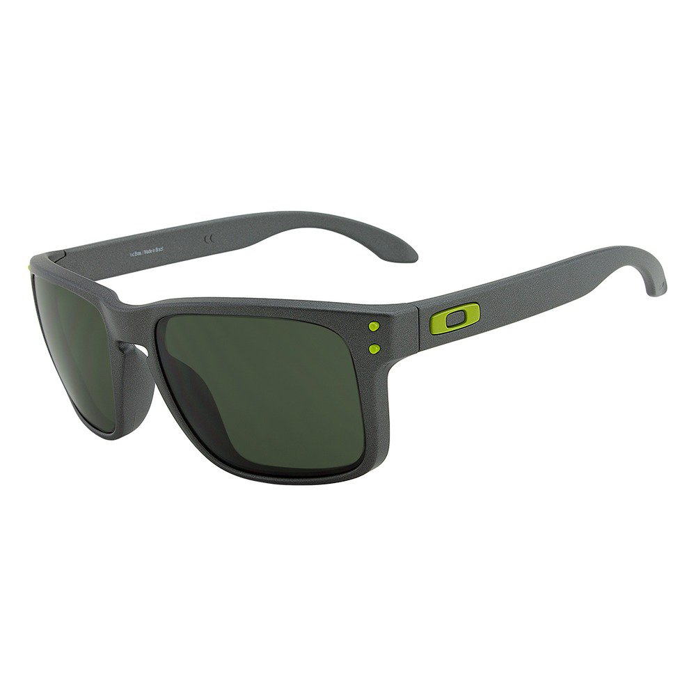 Oakley Holbrook OO910238 55 - Steel/Dark Grey,OAKLEY