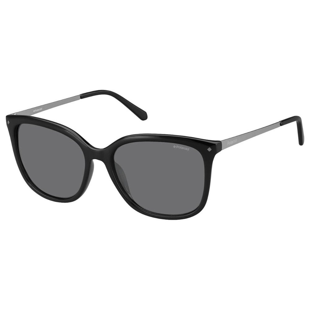 Polaroid PLD4043S CVS Y2 57 Contemporary - Black/Gray Polarized,POLAROID