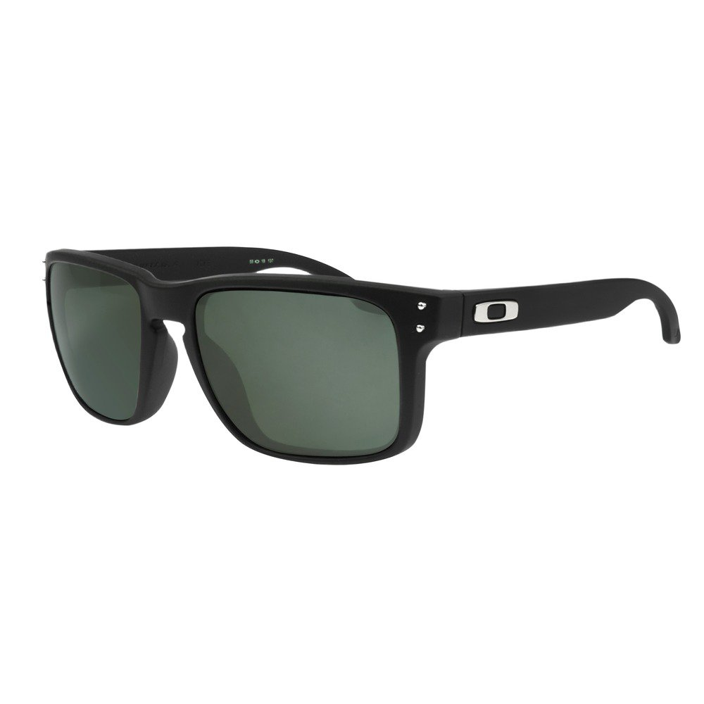 Oakley Holbrook OO910201 55 - Matte Black/Warm Grey,OAKLEY