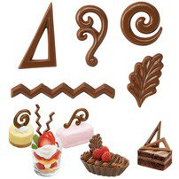 Dessert Accent Candy Mold - Wilton