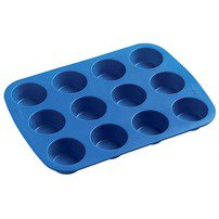 Easy Flex Silicone 12 Cup Mini Muffin Pan - Wilton