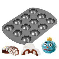 12 Cavity Orb Cakes Mini Cake Pan - Wilton