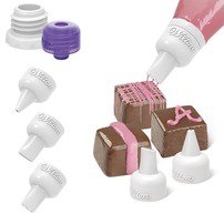 Candy Melts Decorating Tip Set - Wilton