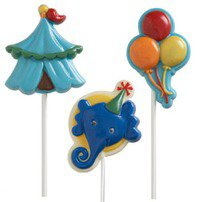 Big Top Lollipops Mold - Wilton