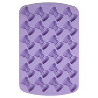 24-Cavity Bow-Tie Bite-Size Silicone Treat Mold - Wilton
