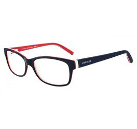 Tommy Hilfiger TH1018 UNN 54 - Blue/Red/White