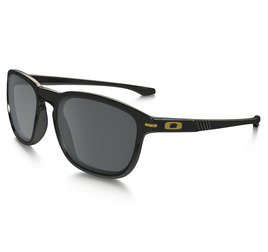 Oakley Enduro Shaun White OO9223L 922305 55 - Polished Black/Black Iridium Polarized