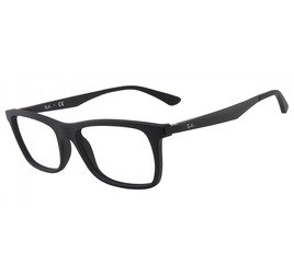 Ray-Ban RB7062 2077 55 Preto - Active