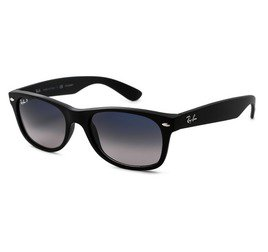 RAY-BAN RB 2132 NEW WAYFARER - 601S78 POLARIZADO 55