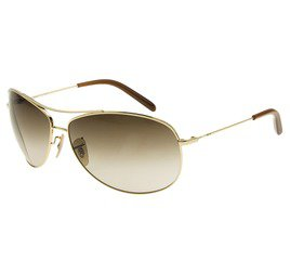 Ray-Ban RB3454L 001/13 65 - Aviator
