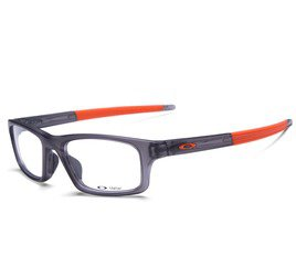 Oakley Crosslink Pitch OX8037 0652 - Satin Gray Smoke