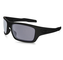 OAKLEY TURBINE - 926307 MATTE BLACK / GREY POLARIZED