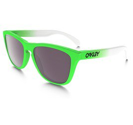 Oakley Frogskins OO901399 55 - Green Fade/Prizm Daily Polarized
