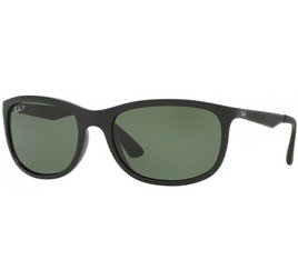 Ray-Ban RB4267 601/9A 59 - Black/Green Polarized