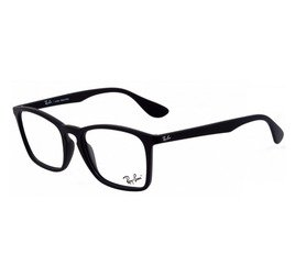 Ray-Ban RB7045L 5364 55 Preto Fosco - Chris