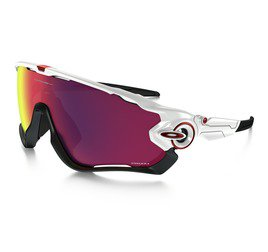 Encontre Oakley Jawbreaker OO929005 0131 - Polished White/Prizm Road na Visioncenter