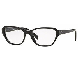 Ray-Ban RB5341 2000 55 Preto Brilho - Highstreet