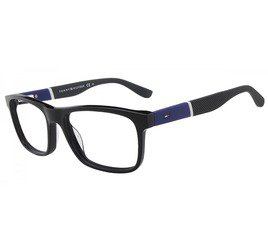 Tommy Hilfiger TH1282 FMV 54 - Black/Blue