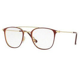 Ray-Ban RB6377 2910 50 Wayfarer - Gold/Shiny Bordeaux