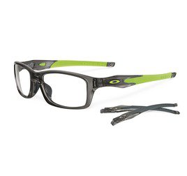 Oakley Crosslink OX8027 0253 - Grey Smoke/Retina Burn