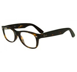 Ray-Ban RB5184 2012 54 Tartaruga/Marrom - New Wayfarer