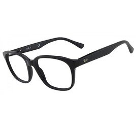Ray-Ban RB5340 2000 53 Preto Brilho - Highstreet