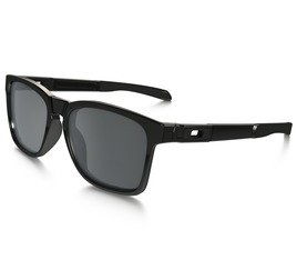Oakley catalyst OO927202 5617 - Polished Black/Black Iridium