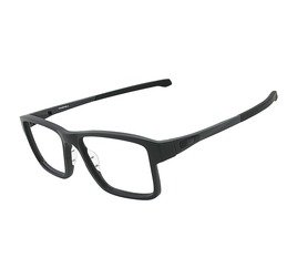 Oakley Chamfer 2.0 OX8040 0154 - Satin Black