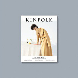 Kinfolk 25 - The Food