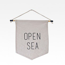 Bandeira Open Sea Wet & Wood