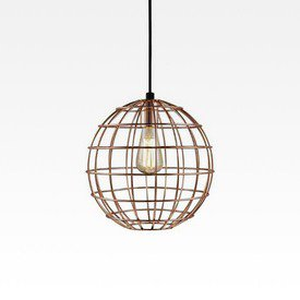 Pendente Globe Copper