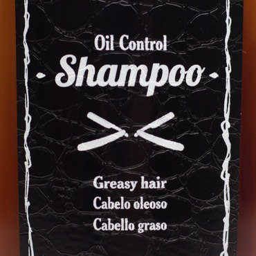 Shampoo Johnnie Black Oil Control