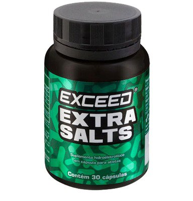Exceed Extra Salts - Advanced Nutrition 30caps