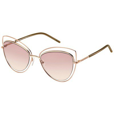 Marc Jacobs MARC 8/S TXA 05 56 - Rose Gold/Pink Gradient,MARC JACOBS
